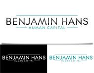 Benjamin Hans Human Capital Logo - Entry #88