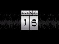 Avenue 16 Logo - Entry #110