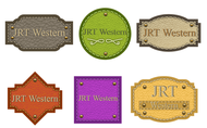 JRT Western Logo - Entry #90
