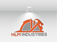 HLM Industries Logo - Entry #53