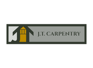 J.T. Carpentry Logo - Entry #32
