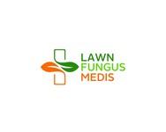 Lawn Fungus Medic Logo - Entry #213