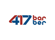 417 Barber Logo - Entry #52