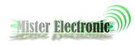 Mister Electronic Logo - Entry #22