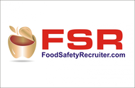 FoodSafetyRecruiter.com Logo - Entry #75