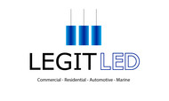 Legit LED or Legit Lighting Logo - Entry #152
