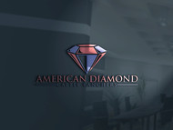 American Diamond Cattle Ranchers Logo - Entry #135