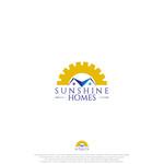 Sunshine Homes Logo - Entry #328