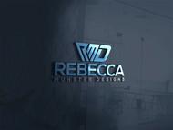 Rebecca Munster Designs (RMD) Logo - Entry #181