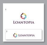 Loantopia Logo - Entry #26