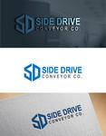 SideDrive Conveyor Co. Logo - Entry #401