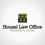 Housel Law Offices  : Theodore F.L. Housel Logo - Entry #63