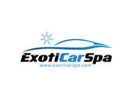 i need a logo for www.exoticarspa.com - Entry #87