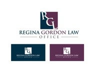 Regina Gordon Law Office  Logo - Entry #3