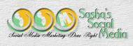 Sasha's Social Media Logo - Entry #89