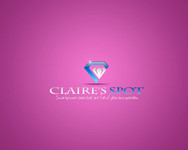 Claire's Spot Logo - Entry #84