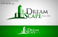DreamScape Real Estate Logo - Entry #125
