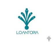 Loantopia Logo - Entry #123