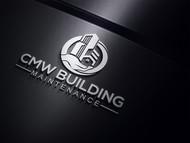 CMW Building Maintenance Logo - Entry #76
