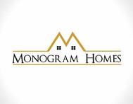 Monogram Homes Logo - Entry #164
