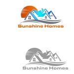 Sunshine Homes Logo - Entry #381