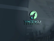 White Wolf Consulting (optional LLC) Logo - Entry #188