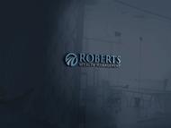 Roberts Wealth Management Logo - Entry #240