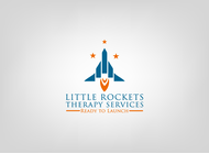 Little Rockets Therapy Services Logo - Entry #26