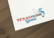 Texas Home Genie Logo - Entry #30