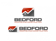 Bedford Roofing and Construction Logo - Entry #102