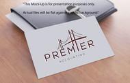 Premier Accounting Logo - Entry #222