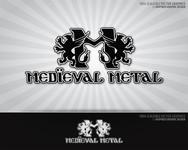 Medieval Metal Logo - Entry #84