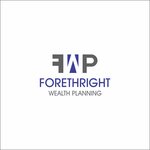 Forethright Wealth Planning Logo - Entry #5