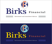 Birks Financial Logo - Entry #199