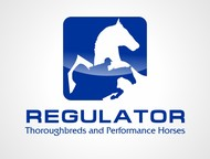Regulator Thouroughbreds and Performance Horses  Logo - Entry #51