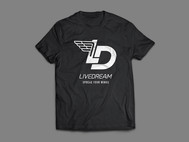 LiveDream Apparel Logo - Entry #526