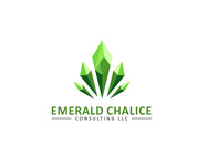 Emerald Chalice Consulting LLC Logo - Entry #182