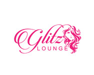 Glitz Lounge Logo - Entry #142