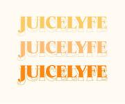 JuiceLyfe Logo - Entry #53