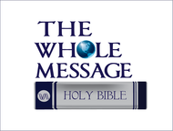 The Whole Message Logo - Entry #150