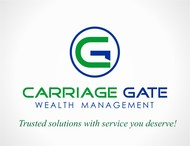Carriage Gate Wealth Management Logo - Entry #4