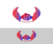 LiveDream Apparel Logo - Entry #257