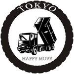 Tokyo Happy Move Logo - Entry #8