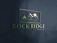 Rock Ridge Wealth Logo - Entry #167