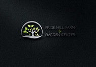 Pride Hill Farm & Garden Center Logo - Entry #30