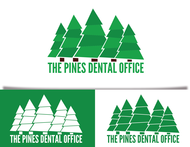 The Pines Dental Office Logo - Entry #7