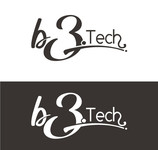 B3 Tech Logo - Entry #38