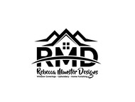 Rebecca Munster Designs (RMD) Logo - Entry #111