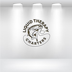 Liquid therapy charters Logo - Entry #75