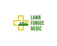 Lawn Fungus Medic Logo - Entry #169